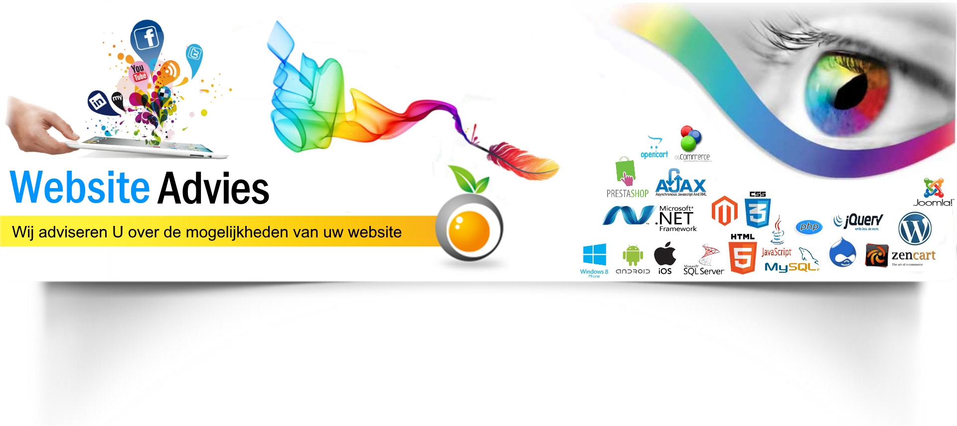 Nemesis Webdesign - Website Analyse en Advies